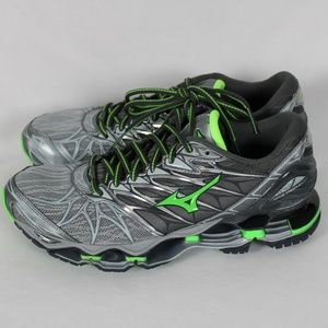 NEW Mizuno Mens WAVE PROPHECY 7 Running Shoes
